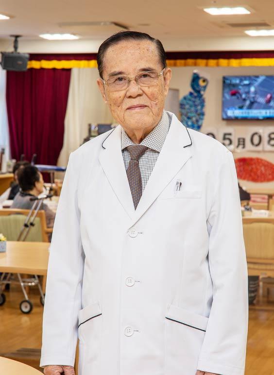 理事長 神谷保男